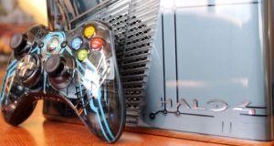 Halo 4 Xbox 360 console controller bundle