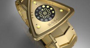 Bermuda LED watch
