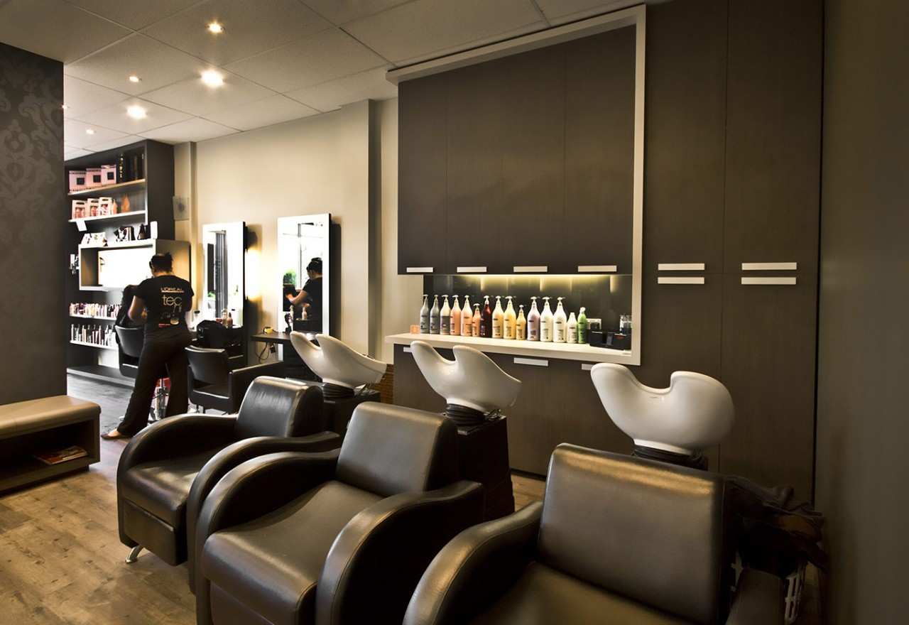 Alure Salon Allure Hair Retreat Gerry Kho Architects