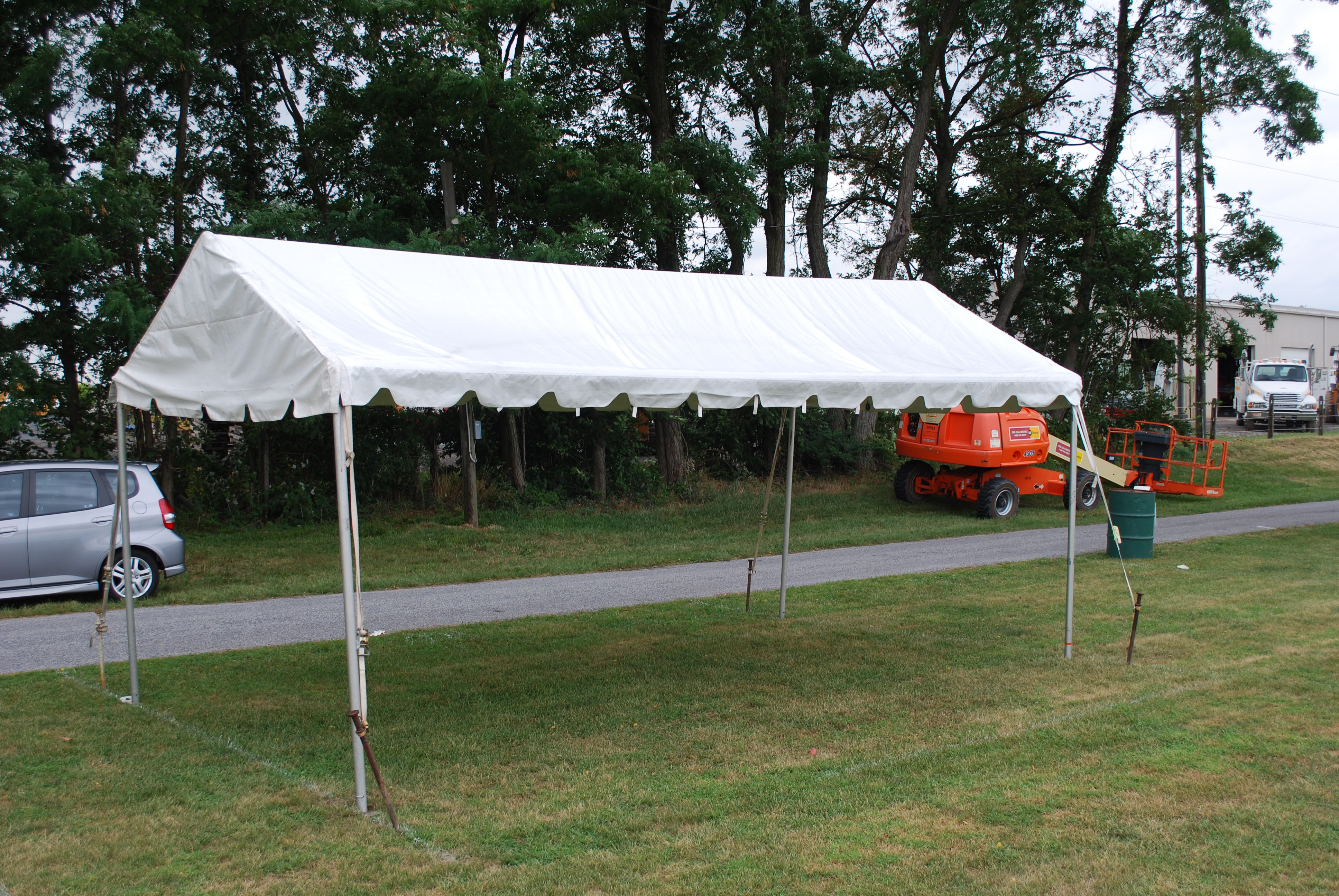10 X 20 10x20 Frame Tent This Is Media G And K Event Rentals