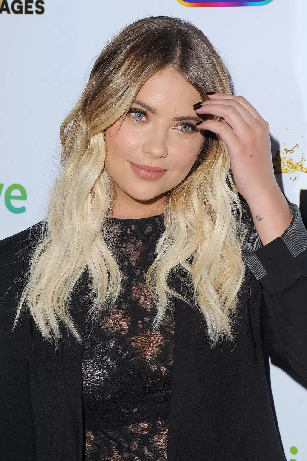 Ombre Look Ombre Hair Colour Dip Dye Celebrity Hairstyles Glamour Uk