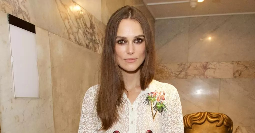 Keira Knightley Style Evolution Celebrity Style And