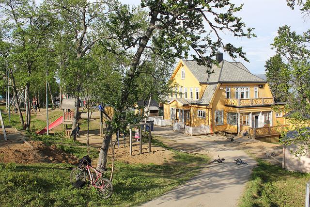 Kråkeslottet barnehage fikk denne uka kommunal garanti.