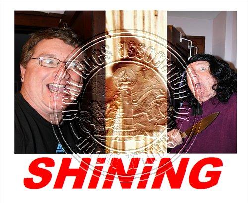 The ShiningRobert Eccles