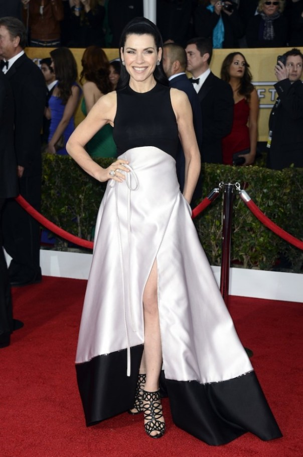 Julianna Margulies at SAG Awards