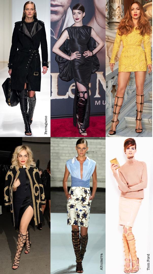 Trending - Gladiator Heels