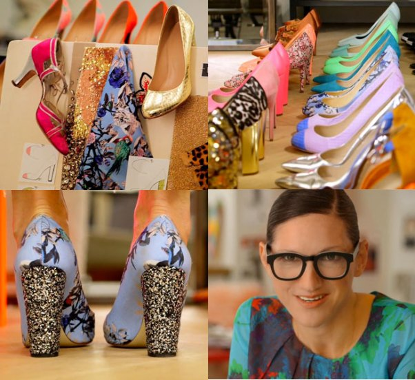 Jenna Lyons shoes