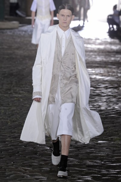 Alexander McQueen London Collections Men