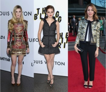 Bling Ring Premiere