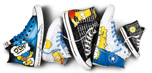 CONVERSE LAUNCHES FIRST-EVER FOOTWEAR COLLECTION
