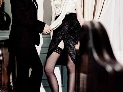 Kristen Stewart in Elle US