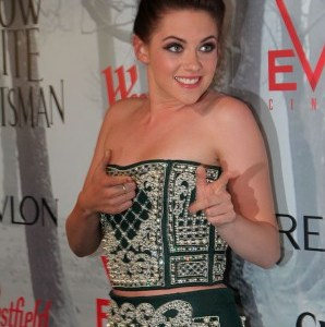 Getty Images Kristen Stewart