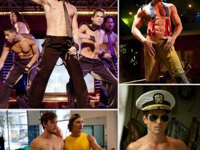 Popsugar Magic Mike