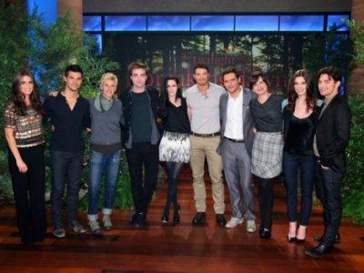 Breaking Dawn Part 1 Cast Ellen