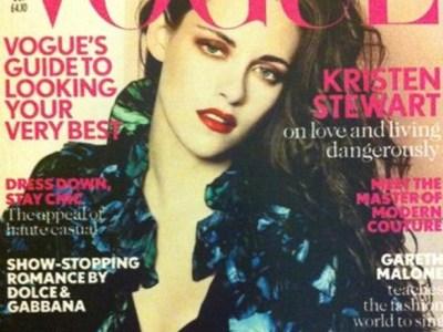 Kristen Stewart British Vogue