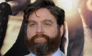 Wait, What?! Zach Galifianakis and Chelsea Handler Used To Sleep Together?