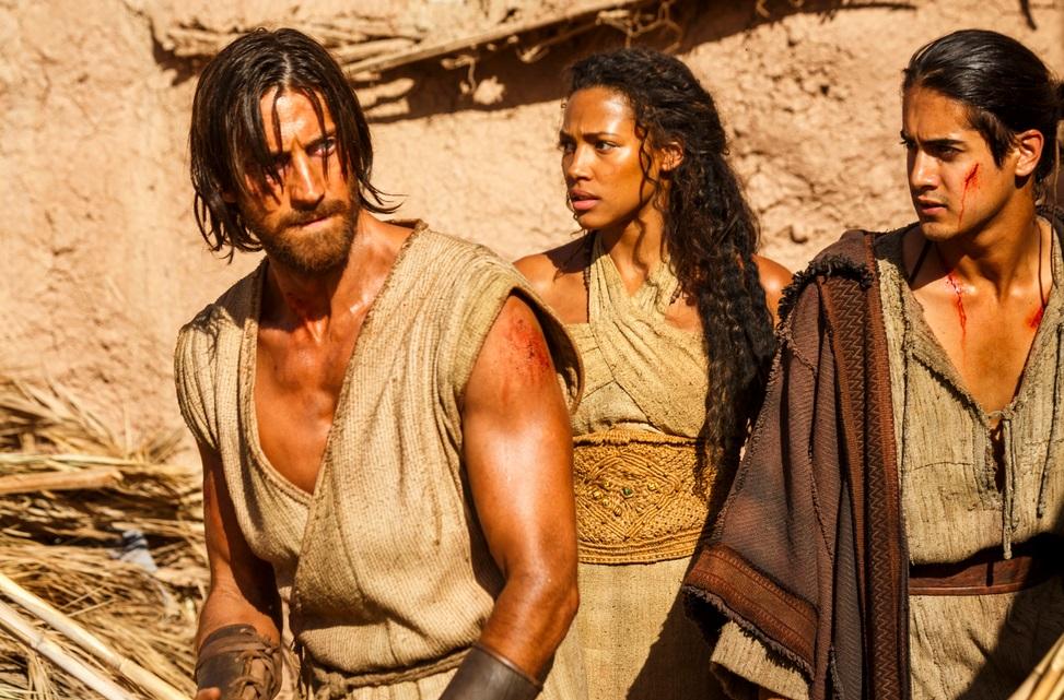 tutankhamun tv serie