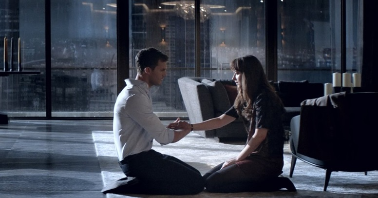 Christian Grey Tries To Win Ana Back In NEW 'Fifty Shades Darker' Trailer