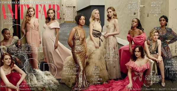 Photo: Vanity Fair/Annie Leibovitz