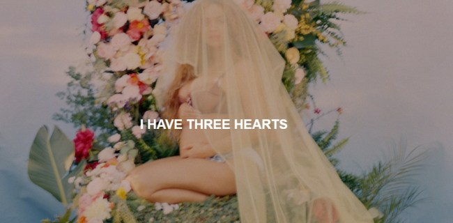 Photo: Beyonce.com