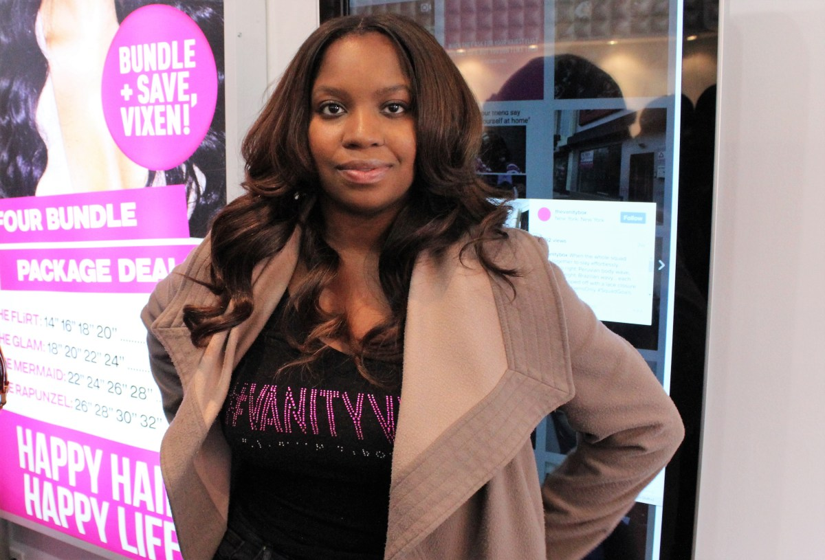 Founder & CEO Tinesha Sharpe Brings The Vanity Box To Philly