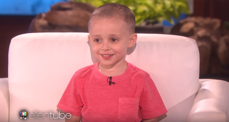 5-Year-Old Geography Expert Nate Seltzer Is Back On Ellen