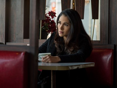 Lela Loren as Angela Valdes in Power season 4/Photo: Courtesy of Starz