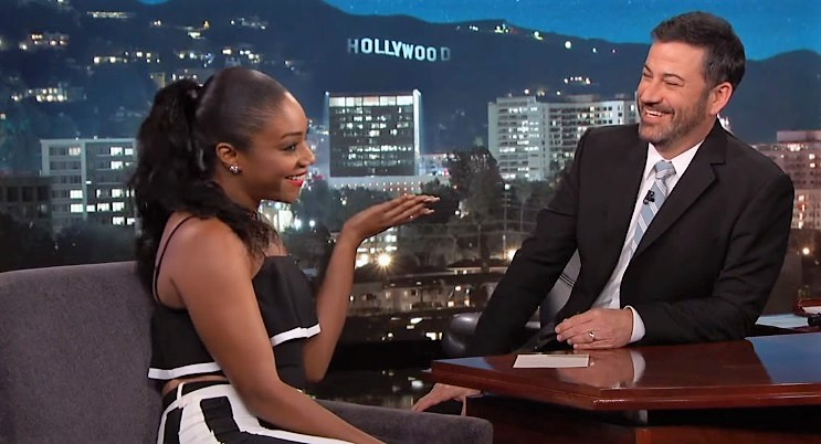'Girls Trip' Actress Tiffany Haddish Explains The Time She Took Will and Jada Pinkett Smith On A Swamp Tour