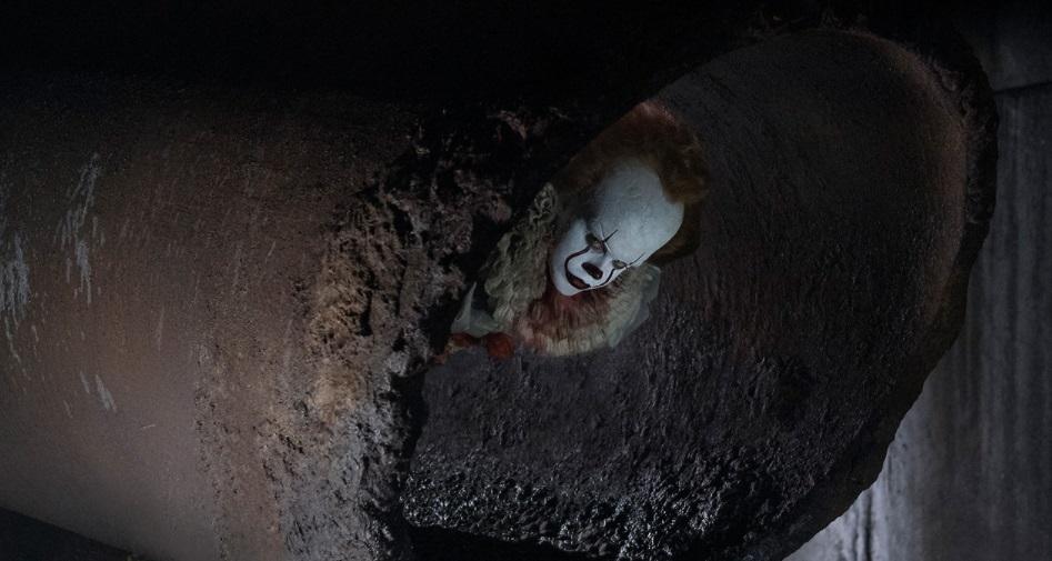 Bill Skarsgard as Pennywise/ Photo: New Line Cinema