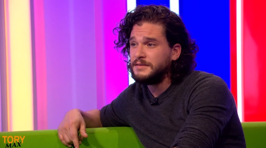 Kit Harington Cried Reading Through The Final Season Of 'Game of Thrones' - Here's Why