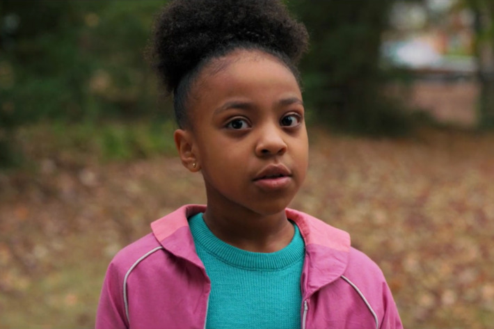 'Stranger Things' Season 2 Breakout Star Priah Ferguson Chats With GGB About Her Role