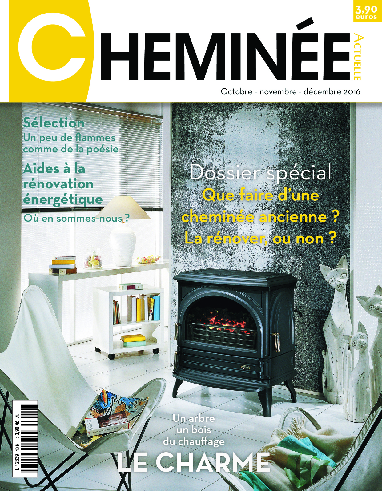 Cheminées Actuelles Press Glammfire Exclusive Fireplaces