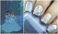 Disney Princess Inspired Nail Art: Cinderella - Glamorable