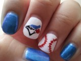 Blue Jays Nails Glamorous Gamer Girls
