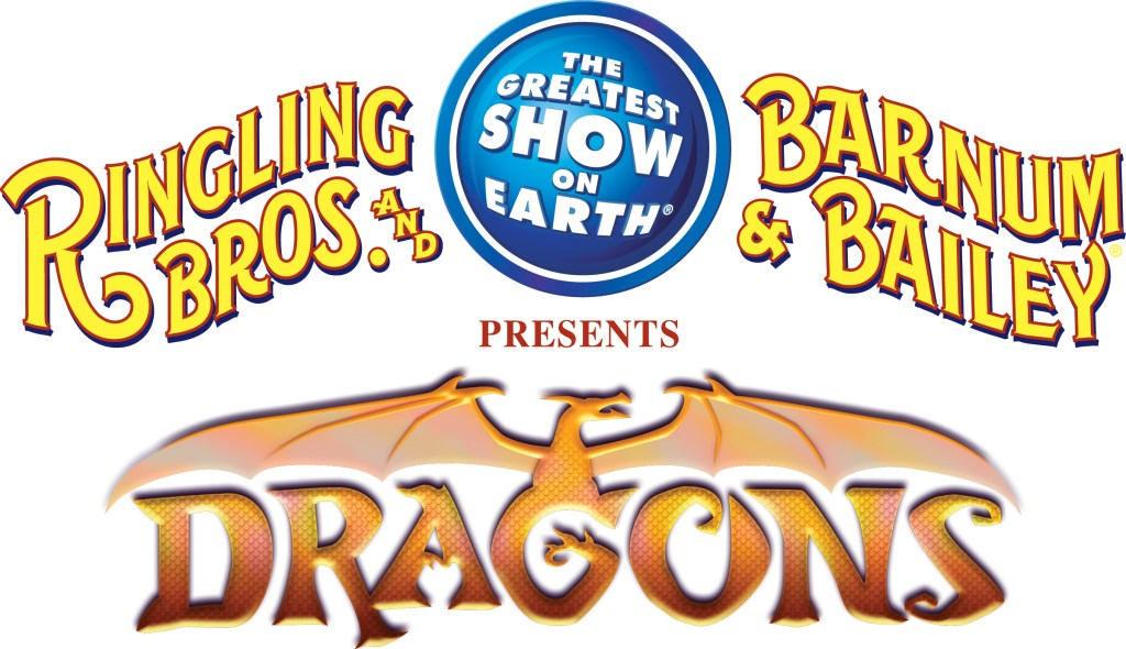 Win a family 4 pack to see Ringling Bros. & Barnum And Bailey Dragons!