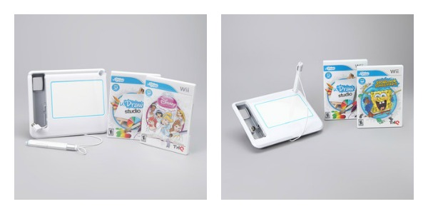 #HGG12 Nintendo Wii U Draw it Spongebob and Disney Princess under $30 on Zulily
