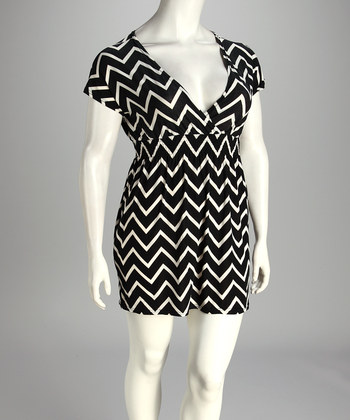 Plus Size, Kids & Chevron Fashion's on Zulily.com