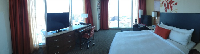 JW Marriott Indianapolis Room Pano