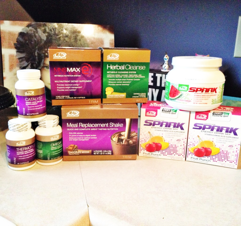 Advocare 24 Day Challenge Progress… and Advocare 10 Day Herbal Cleanse Recap