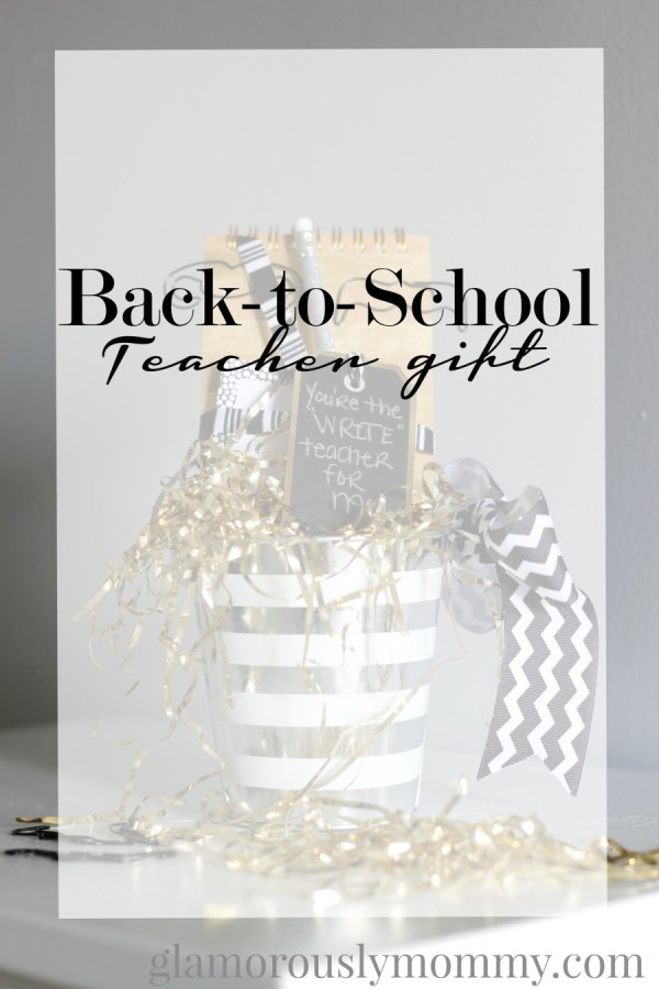 Inexpensive back to school teacher's gifts