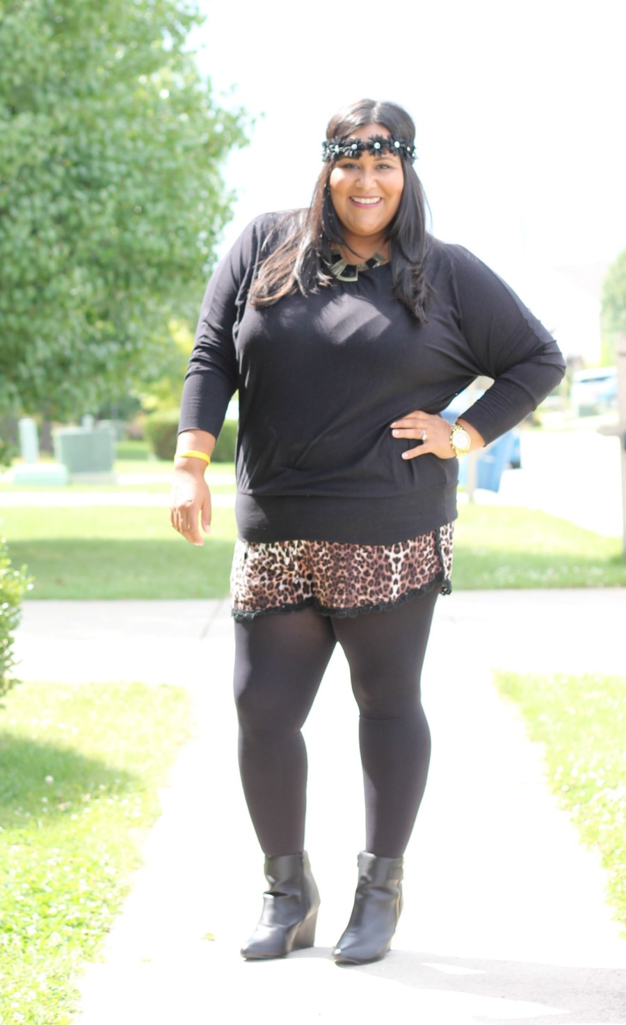How to Transition Shorts into Fall