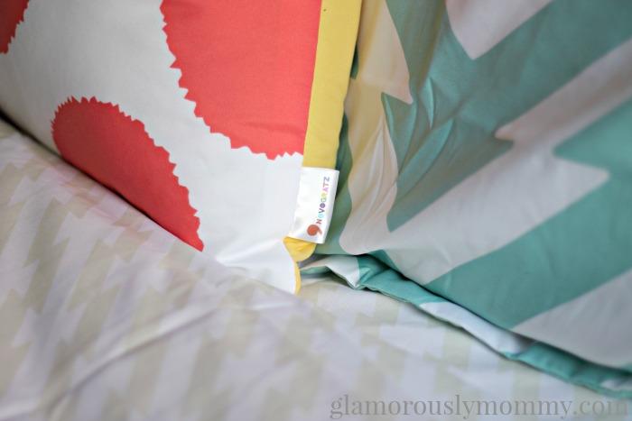 9 by novogtratz bed in a bag queen