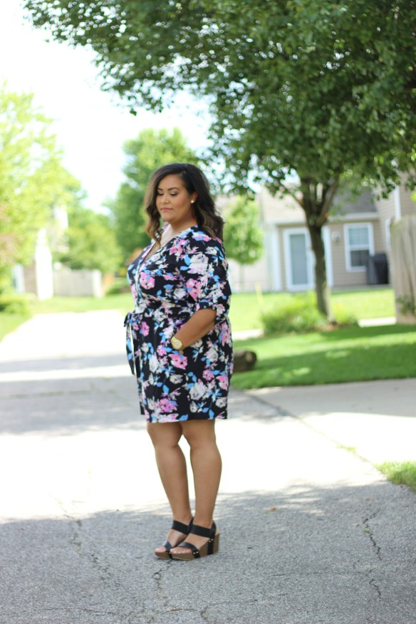 Boutique +, Plus size fashion, Plus size floral romper