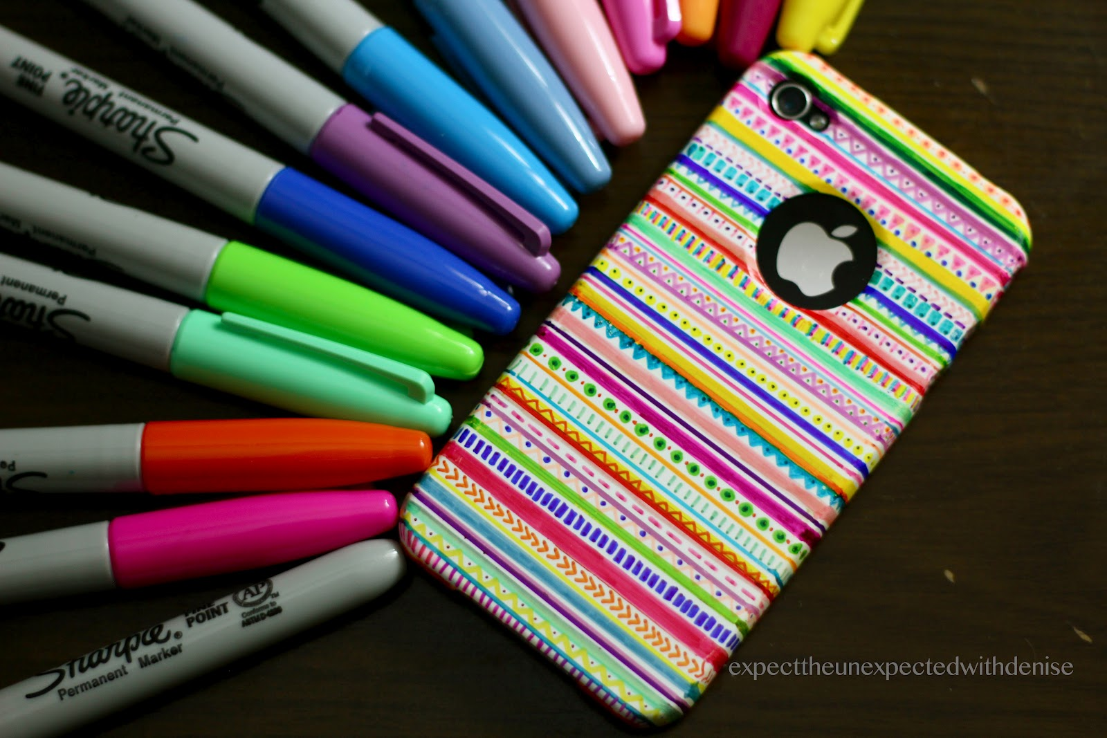 Eigen Hoesje Maken Tribal Iphone Hoesje Glamour Beauty
