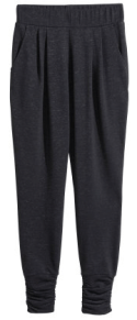 H&M soft pants- glamourita.com