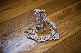 rustic wedding jewelry