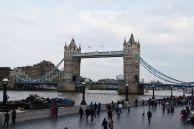 The Tower Bridge of London
