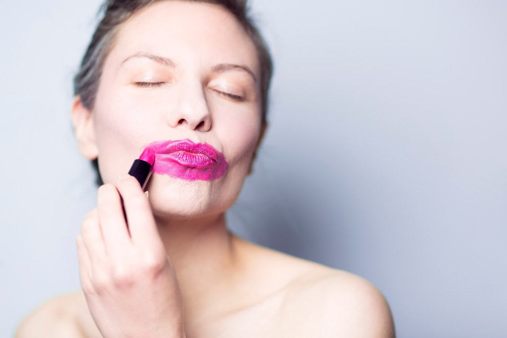 Pucker up: you have a man to please now!