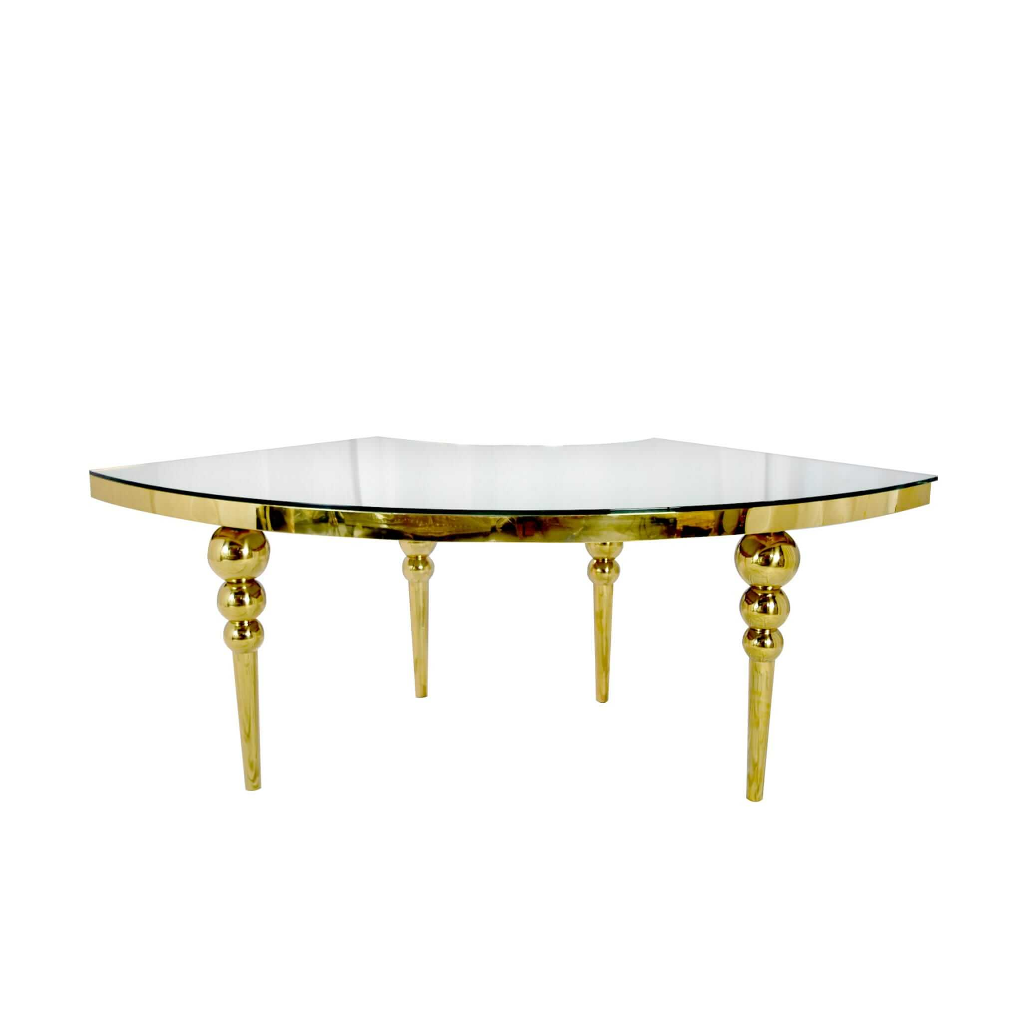 Table Luxembourg Luxembourg Serpentine Dining Table