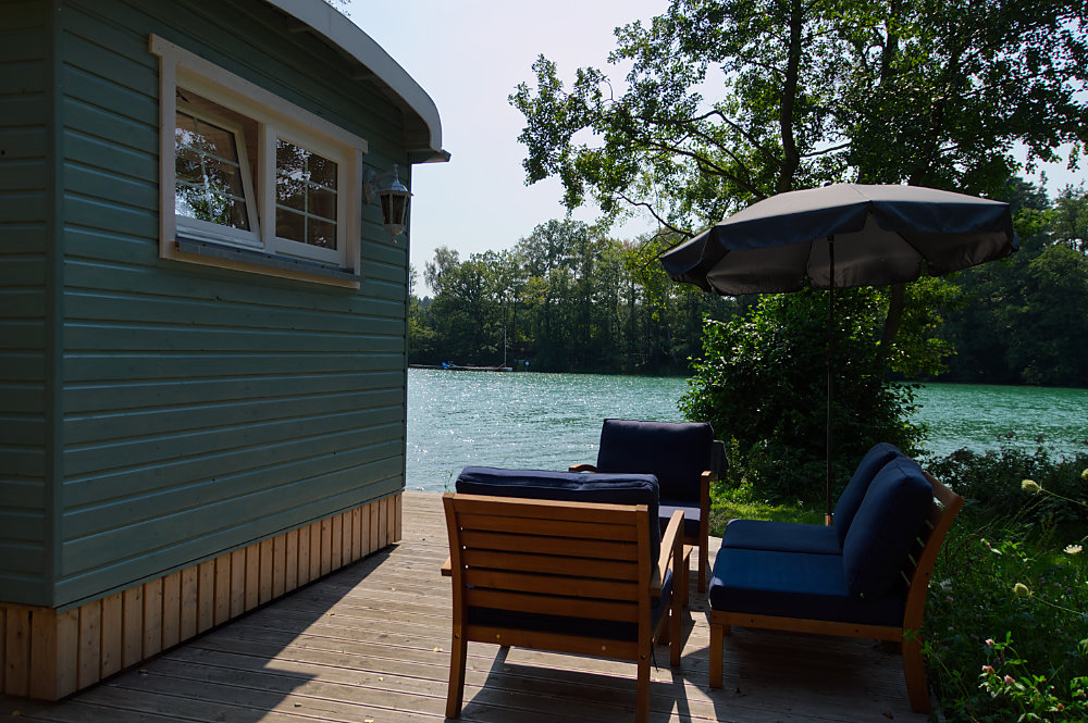 Tiny House Am See Naturcampingpark Rehberge Ihre